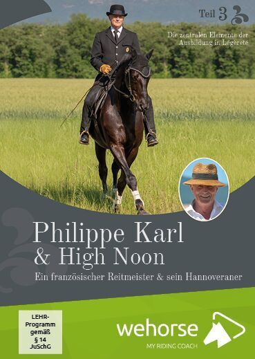 Philippe Karl & High Noon Teil 1, 2 und NEU Teil 3 / New Part 3 in english